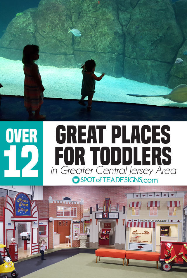 12+ Places and Activities for Toddlers in the Central New Jersey Area