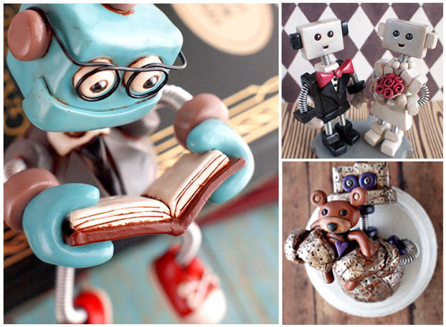 Robots are wecome etsy shop