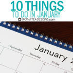 10 Things to Do in January