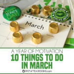 10 Things To Do In March