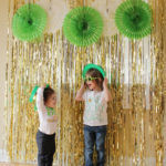 St Patrick's Day Toddler Photoshoot