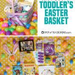 Sneak Peek: My Toddlers' Easter Baskets