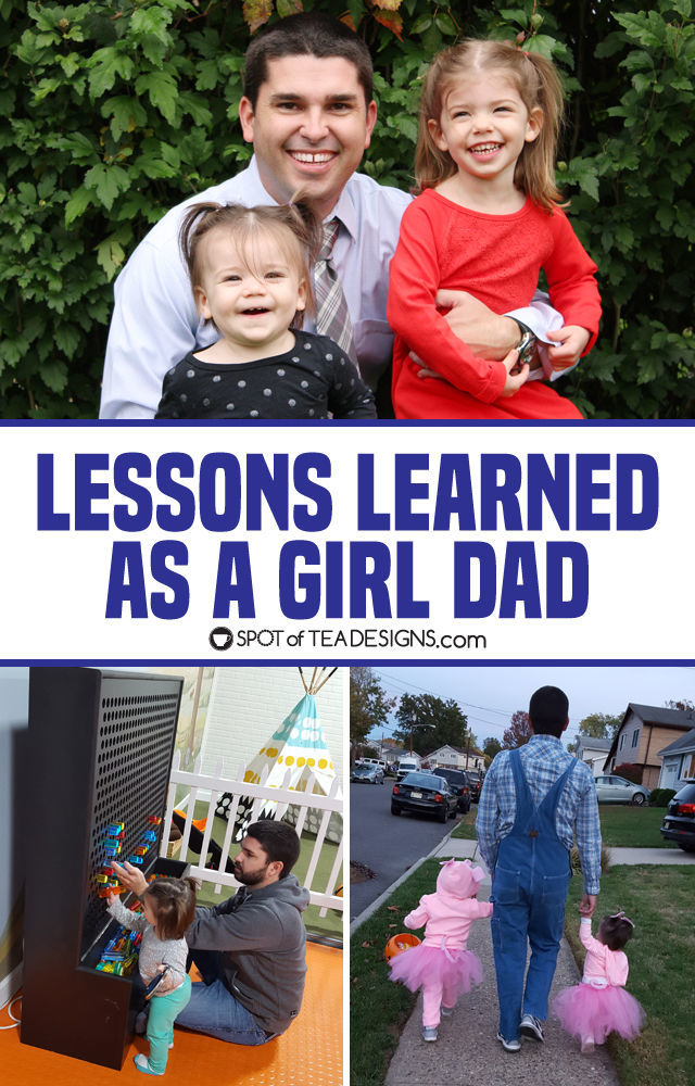 Lessons Learned as a Girl Dad