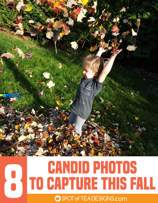 8 Candid Photos of your Kids to Capture this Fall