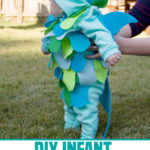 Handmade Halloween Infant Fish Costume