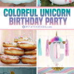 Colorful Unicorn Party