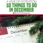 10 things to do in December