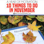 10 things to do in November