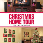 Christmas Home Tour | 2017
