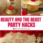 6 Beauty and the Beast Party Hacks