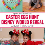 Easter Egg Hunt Disney World Reveal