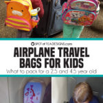 What to Include Inside Airplane Travel Bags for Kids