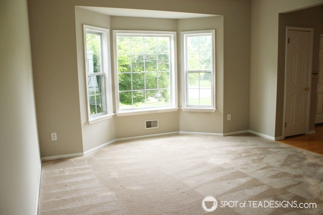 "Nehil Home Tour: the ""before"" photos - the office 