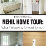 10 Things I'm Looking Forward to Most In our New House