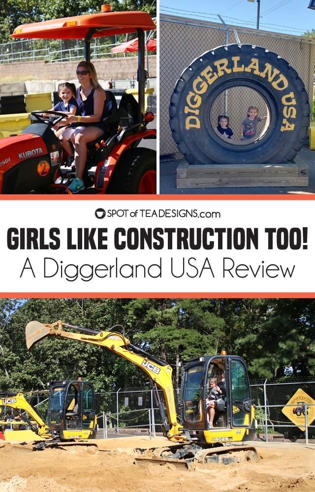 Girls Like Construction Too: A Review of Diggerland USA