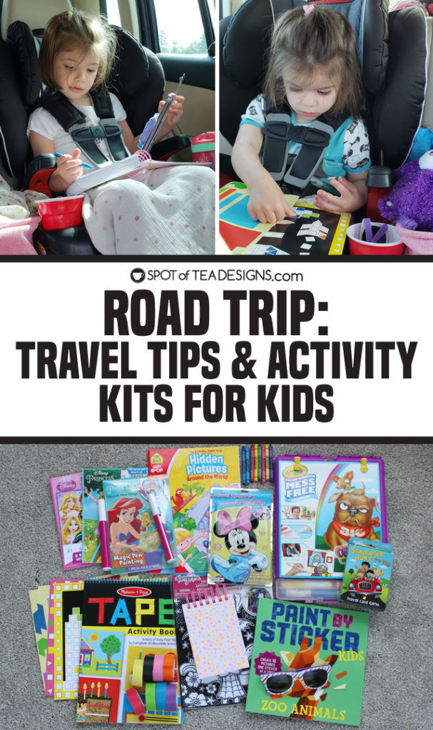 Road Trip Travel Tips and Activities for Kids