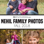 Nehil Family Photos | Fall 2018